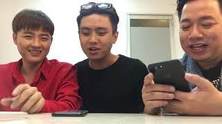 """Trích đoạn cải lương """"NỬA ĐỜI HƯƠNG PHẤN"""" phiên bản nam nhi   Thanh Duy , Hiếu Minh , Tùng Leo"""