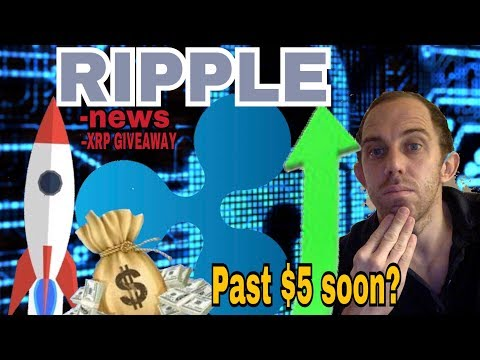 RIPPLE XRP TO PASS THE MOON AND GO TO MARS - WILL IT RISE TO $5 SOON? IS IT A GOOD BUY NOW NOW?