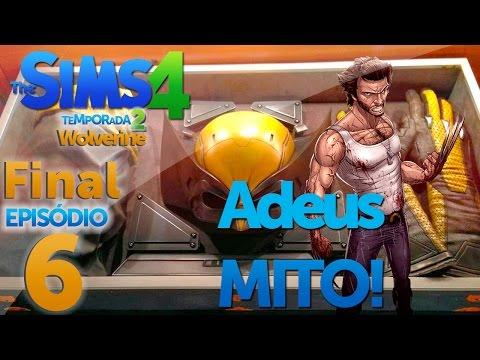THE SIMS 4: Wolverine #6 - O FINAL DO DESAFIO DA CARPINTARIA!