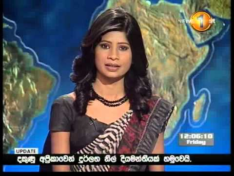 Sirasa lunch time  news 19.04.2013 12 pm