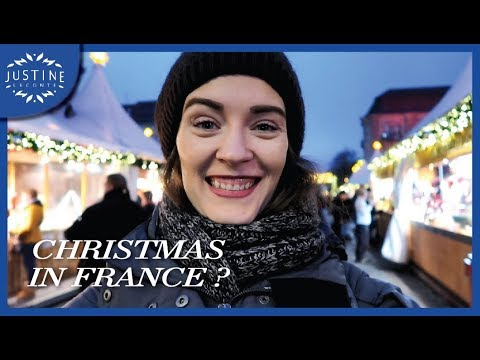 How we celebrate Christmas in France ǀ Justine Leconte