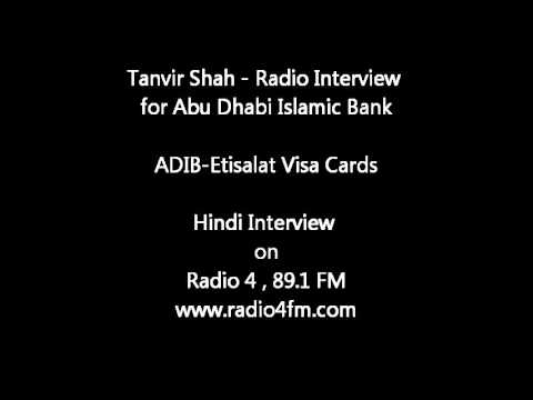 Radio Interview - Hindi - 89.1 FM, Nov 1, 2012