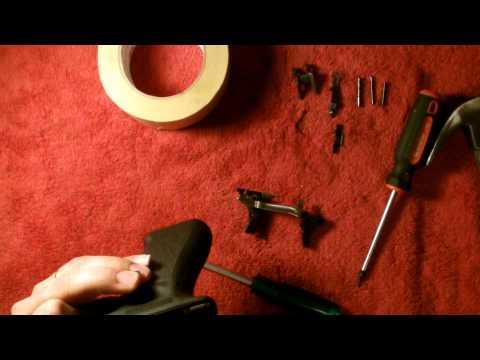 Como desarmar un Glock parte 2