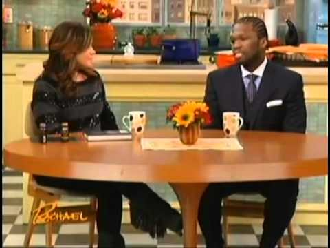 50 Cent talking Street King on Rachel Ray Music Videos