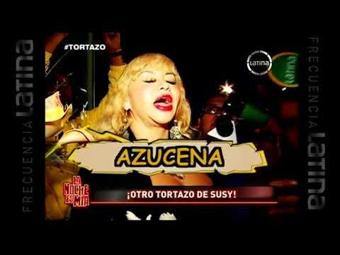 La Noche Es Mía: Susy Díaz y Toñizonte intentaron resolver sus diferencias