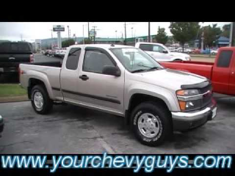 2004 Chevy Colorado Extended