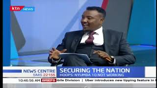 Securing the nation: What should we do to improve our security?