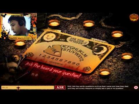 ESPECIAL HALLOWEEN 2014 - Haciendo la Ouija ONLINE