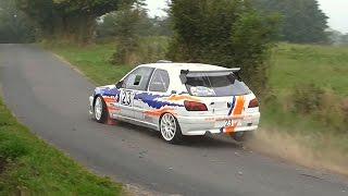 Vid�o Rallye du Bocage 2014 par Peugeot408 (1638 vues)