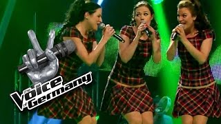Roar - Katy Perry | Die LADYs Cover | The Voice of Germany 2015 | Audition