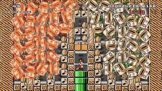 Mario Max 2-8 Sand Docks 2 by Max - Super Mario Maker - No Commentary
