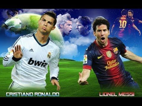 Cristiano Ronaldo & Lionel Messi - The Last Fight