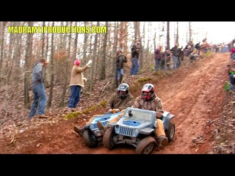 EXTREME BARBIE JEEP RACING 2013 AT RBD