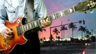 The Ventures / HAWAII FIVE - O (cover) by Kazu & Glory