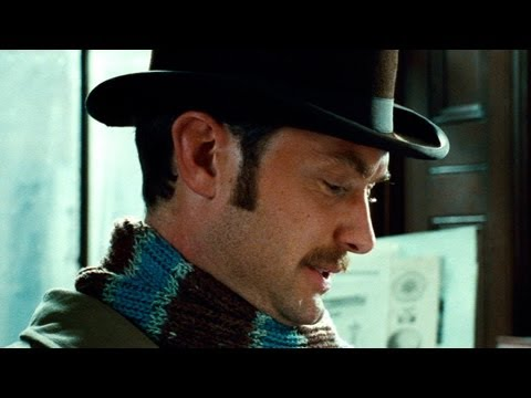 hollywood - SHERLOCK HOLMES 2 Trailer 2011 - Official [HD]