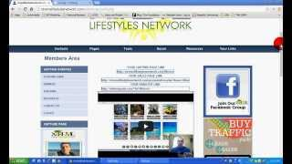 Get Paid to advertise Four Corners Alliance Group Xtreme Lifestyles Network Co Op