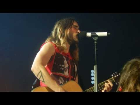 30 Seconds To Mars - The Kill (Bury Me) Live @ Newcastle 18/11/2013