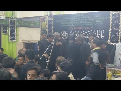"""Shabbedari """"Sakina Bint-ul-Hussain S.a"""" Doshipura Matamdari """"Anjuman-e-Paygham-e-Hussaini"""