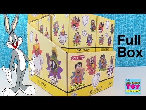 WB Warner Bros Funko Mystery Minis Target Exclusive Figure Unboxing | PSToyReviews