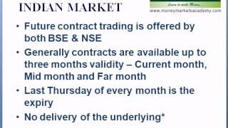 derivative futures in India Hindi & English Stock Market Training Bangalore .