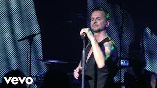 Клип Depeche Mode - Soothe My Soul (live)
