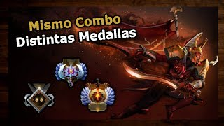 3 Different Skills execute the same combo