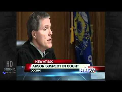 Teen Arson Suspect in Court. New information about the teen who allegedly ...