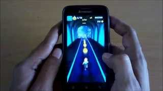 Lenovo A328 - Subway Surf - Gaming