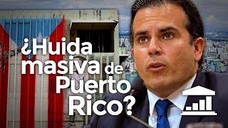 ¿Por qué PUERTO RICO se está despoblando? - VisualPolitik