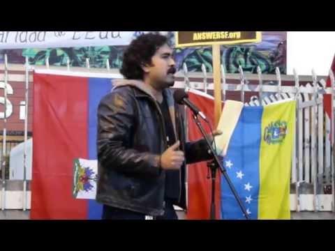 Solidarity With Venezuela & The Bolivarian Revolution