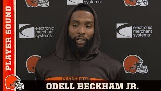 "Odell Beckham Jr. ""We gotta eliminate the mistakes"" 