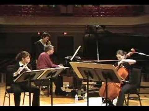 Dolce Suono Trio - Cacioppo Part 2