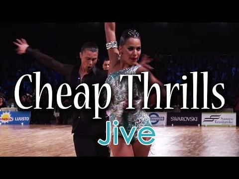 JIVE   Dj Ice - Cheap Thrills (Sia Cover)