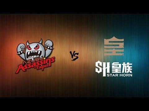 TPA vs SHR [2014 World Championship] Groups B D1