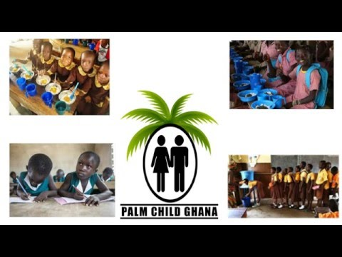 PALM CHILD GHANA (NGO) - Our Mission Video