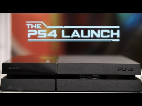 PlayStation 4 Hardware Overview