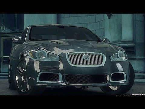 GTA 4 Jaguar XF-R !!  ENB series Extreme Graphics  [ Car mods + RealizmIV + VisualIV ]