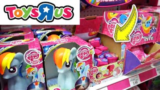 TOY HUNTING AT TOYS R US! My Little Pony, Shopkins, Baby Alive!!