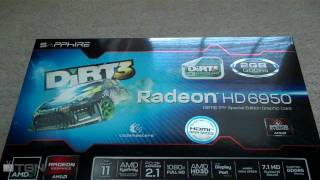 ★ Electronics - Radeon HD 6950 2GB Unboxing, ft. Cooleobrad! - WAY ➚