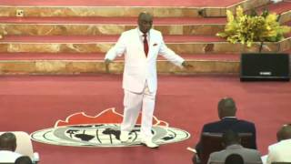 Bishop Oyedepo-How To Apply The Anointing Oil May 17,2015