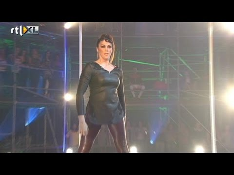 Finale Act - Kelly - Celebrity Pole Dancing video