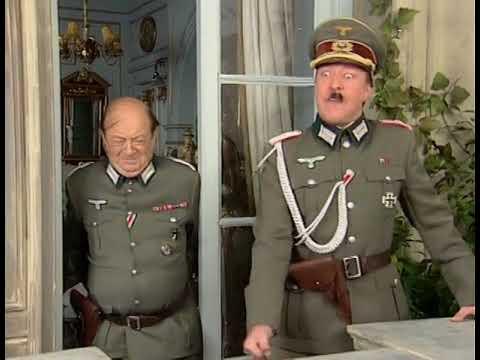 Allo Allo S08E03 Gruber as Hitler