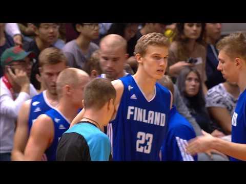Россия - Финляндия / Товарищеская игра / 24.08.2016