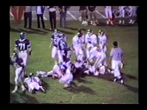 VHS vs Ft Gibson - 1988 Vinita High School Homecoming