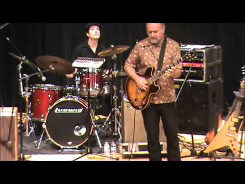 Tinsley Ellis @ The Sean Costello Benefit w/ MUSIC in ATLANTA 9-29-12