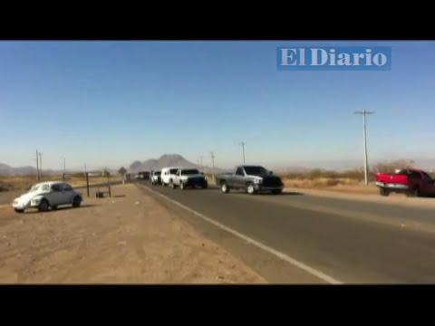Trasladan a esta capital a detenidos por homicidio  en Gran Morelos