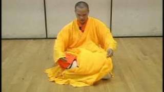 Meditative Exercises of Shaolin Martial Arts : Seated Buddhist Meditation