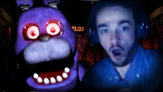 JUMP SCARE! - Five Nights of Freddy