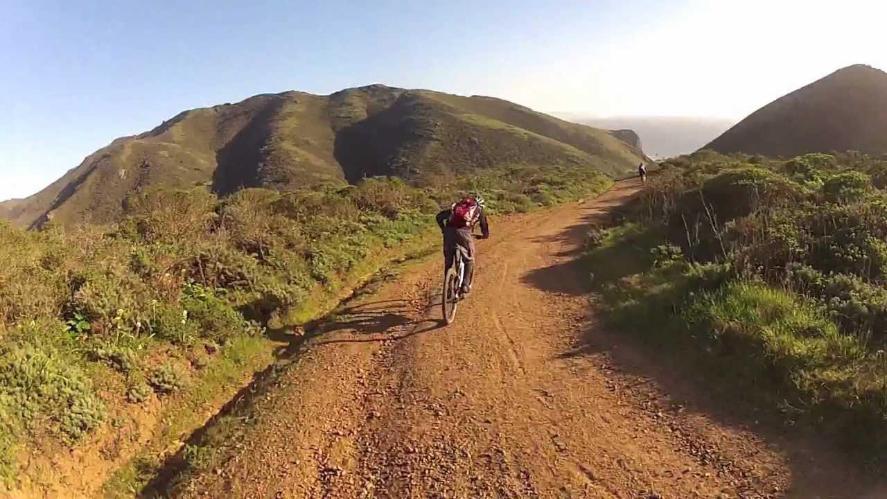 Bike Marin Headlands Mountain Bike Ride Marin