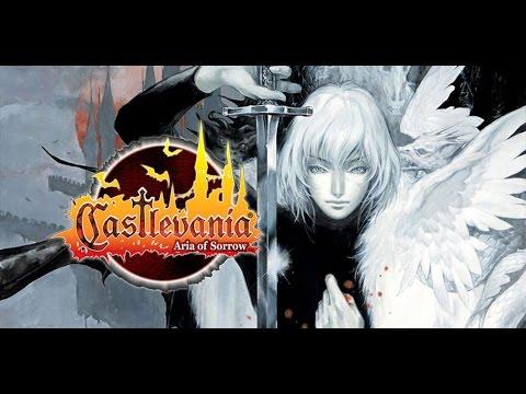 TrankaLive85. Castlevania. Aria of Sorrow. GBA